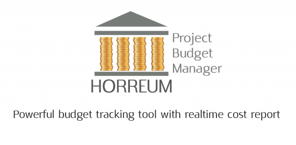 horreum project budget manager banner